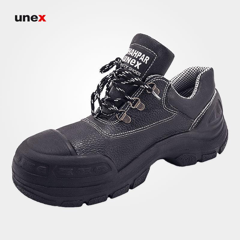 کفش ایمنی کاپدار, کفش شهپر , پوتین ایمنی چرمی