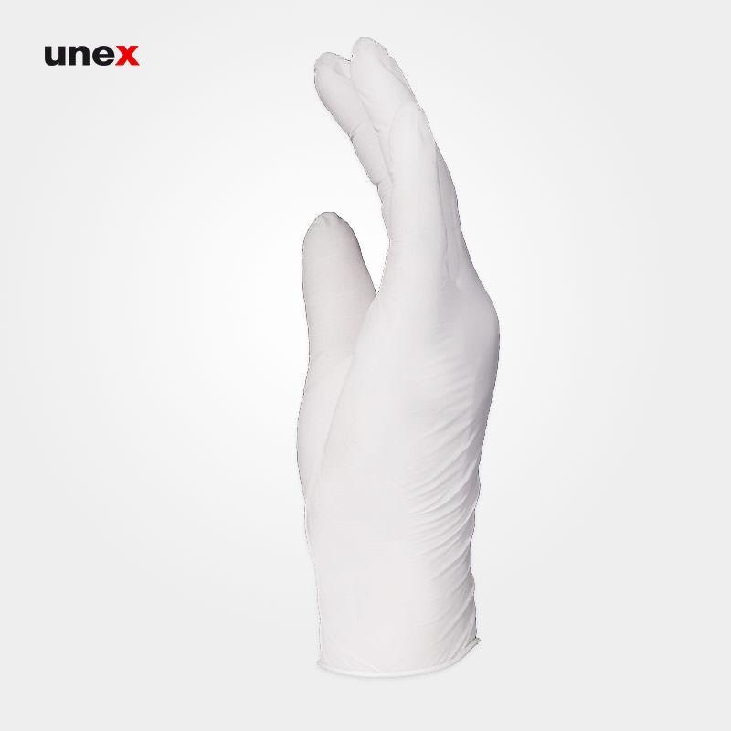 دستکش لاتکس, دستکش یکبار مصرف ضد حساسیت, بسته های ۱۰۰ عددی