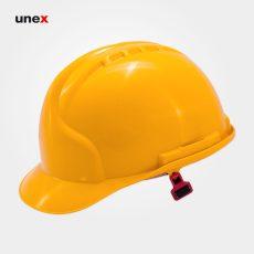 کلاه ایمنی MK6 جی اس پی JSP، کلاه ایمنی صنعتی، زرد، ساخت ایران