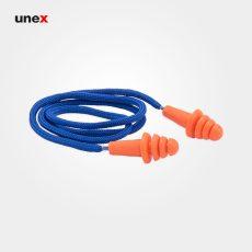 صداگیر ۴ پله بدون قوطی طرح elevex , صدا گیر و گوشی ایمنی الوکس