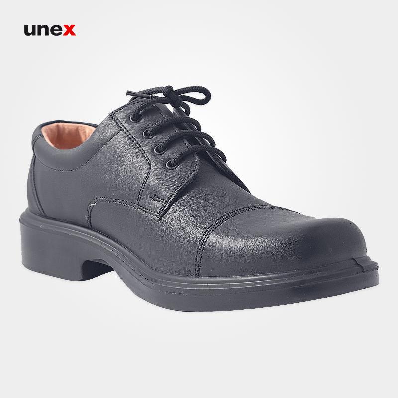 کفش ستادی الوند, کفش اداری تمام چرم شهپر , کفش کار , کفش شهپر