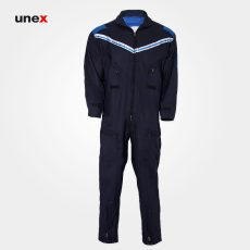 لباس کار یونکس یکسره سرمه ای آبی