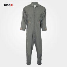 لباس کار یونکس طرح کانادایی یکسره سبز