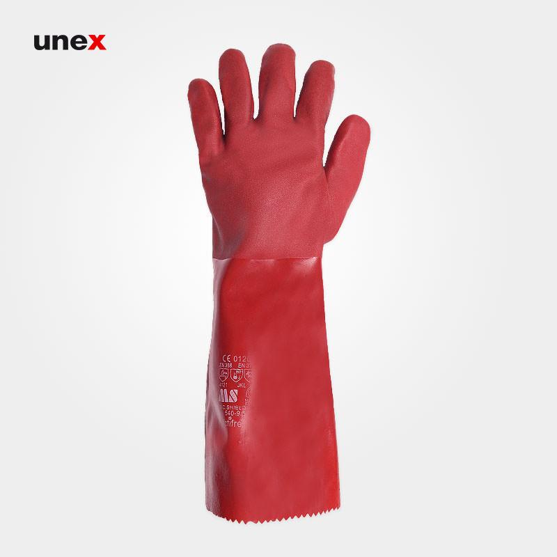 دستکش ضد اسید اکتی فرش, دستکش ضد مواد شیمایی MIDAS Acti fresh