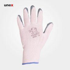 دستکش ضد برش استخوانی, دستکش ایمنی لایه پلاستیکی نیتریلی برای کار با لوازم برنده و تیز