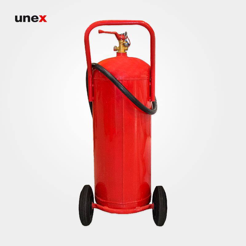 کپسول پودری دژ، ۵۰ کیلوگرم , کپسول آتشنشانی Dezh