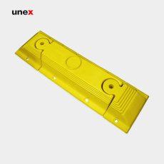 جداکننده نیم متری زرد