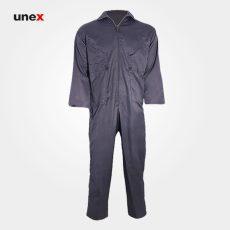 لباس کار یونکس خلبانی یکسره خاکستری
