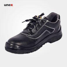 کفش ایمنی ریما ، کفش ضد برق چرمی ، پوتین مشکی کار
