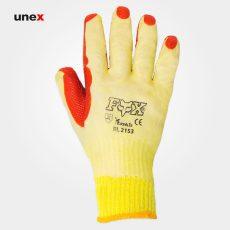 دستکش شیاری ضد برش ۲۱۵۳, دستکش ایمنی مناسب کار با لوازم تیز و برنده