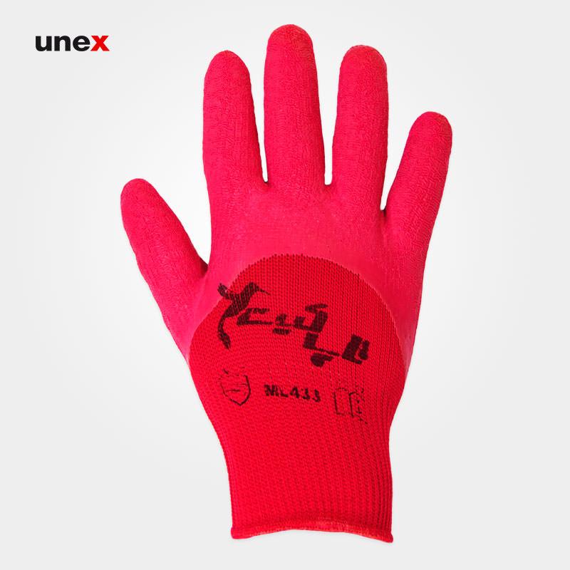 دستکش شیاری ضد برش ۴۳۳, دستکش ایمنی مقاوم و مناسب لوازم تیز و برنده