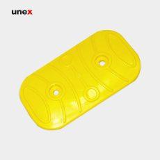 استاپر مستطیل ABS، ابزار ایمنی شهپر، استاپر، زرد، ایرانی