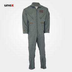 لباس کار یونکس کانادایی یکسره سبز