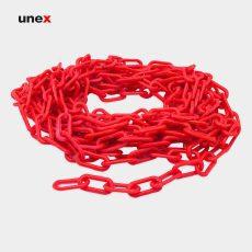 زنجیر پلاستیکی ۲۵۰ متری ، ابزار ایمنی شهپر ، زنجیر پلاستیکی ، در رنگ های متنوع
