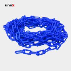 زنجیر پلاستیکی ۳۰ متری رنگبندی