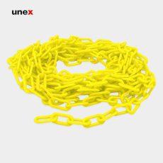 زنجیر پلاستیکی ۵۰ متری رنگبندی