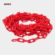 زنجیر پلاستیکی ۳۰ متری ، ابزار ایمنی شهپر ، زنجیر پلاستیکی ، در رنگ های متنوع
