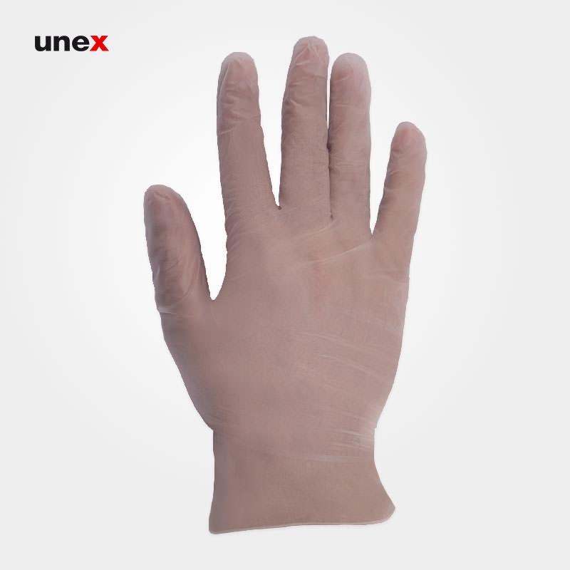 دستکش وینیل-VINYL ، دستکش لاستیکی ، لاتکس، ۱۰۰۰ تایی