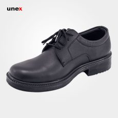کفش پرسنلی فرزین لرد بندی مشکی