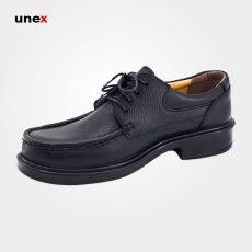 کفش پرسنلی فرزین سانترال بندی مشکی