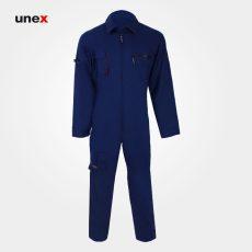 لباس کار یونکس پاور یکسره سرمه ای