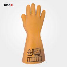 دستکش عایق برق کلاس دو – ۲، ۲۰,۰۰۰ ولت، السک – ELSEC ، دستکش عایق برق ، رنگ کرم