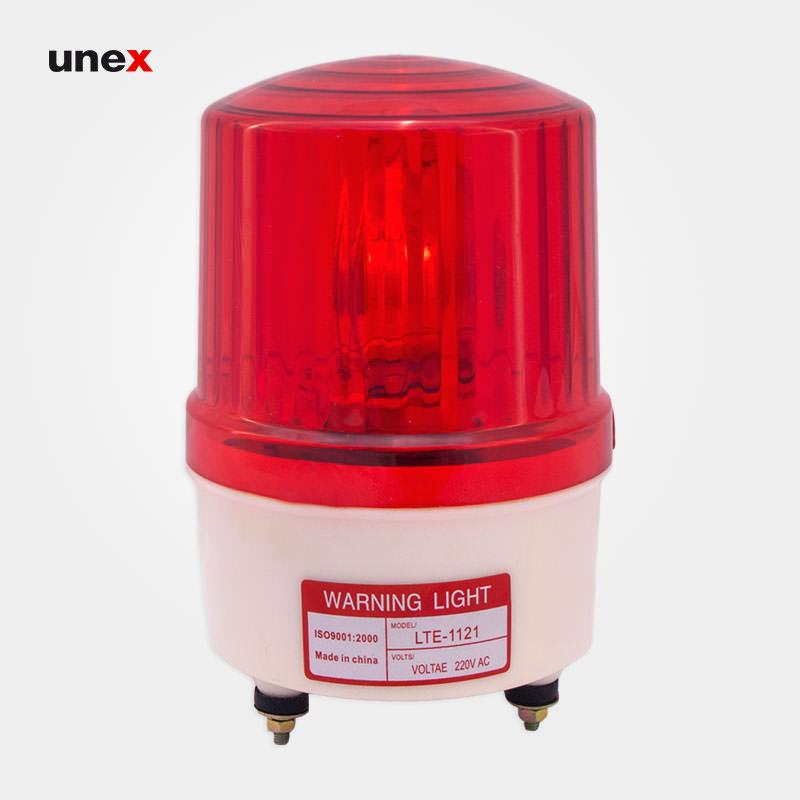 چراغ گردان ۲۲۰ ولت پی وی سی – PVC ، چراغ گردان ، رنگ قرمز