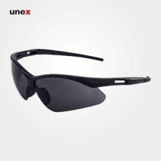 عینک ایمنی توتاص AT100 دودی