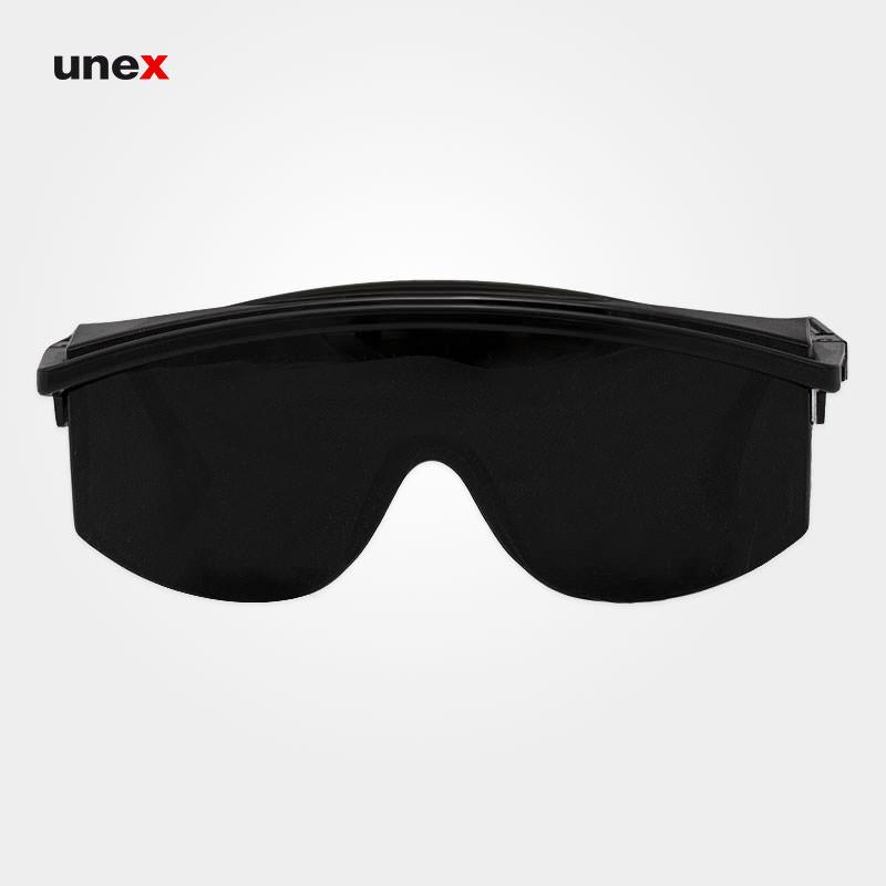 عینک جوشکاری مدل ۹۱۶۸، یووکس- UVEX ، نور پنج - ۵