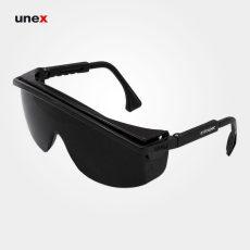 عینک جوشکاری UVEX ۹۱۶۸ دودی