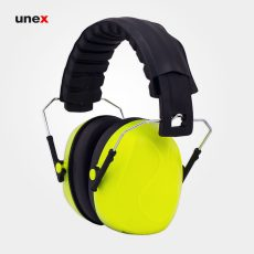 گوشی ایمنی CLIMAX P12 زرد
