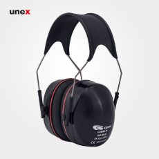 گوشی ایمنی ۱۴ CLIMAX مشکی