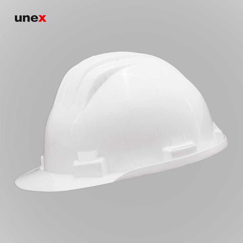 کلاه ایمنی پلی اتیلن آر اس پنج – RS5 ، کلایمکس – CLIMAX ، ریگلاژی ، کلاه ایمنی صنعتی ،رنگ سفید