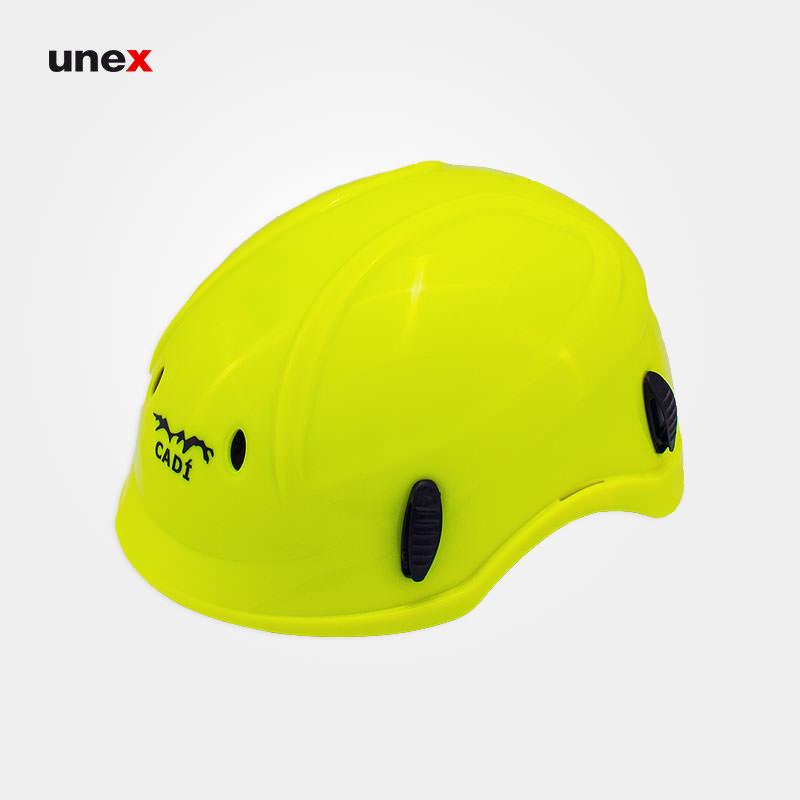 کلاه ایمنی کار در ارتفاع ای بی اس – ABS ، کلایمکس – CLIMAX ، کلاه ایمنی کار در ارتفاع ، سبز فسفری