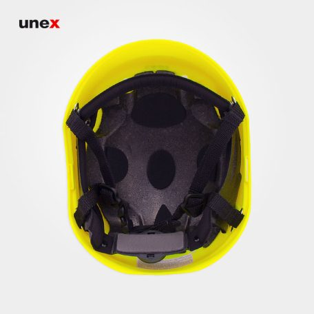کلاه ایمنی کار در ارتفاع ای بی اس - ABS ، کلایمکس - CLIMAX ، کلاه ایمنی کار در ارتفاع ، سبز فسفری