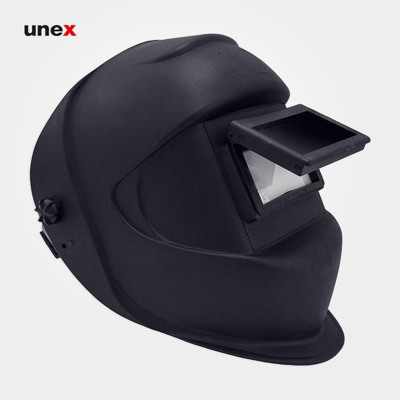 کلاه ماسک جوشکاری چهارصد و پنج - ۴۰۵ ، کلایمکس - CLIMAX ، کلاه ماسک جوشکاری ، رنگ مشکی