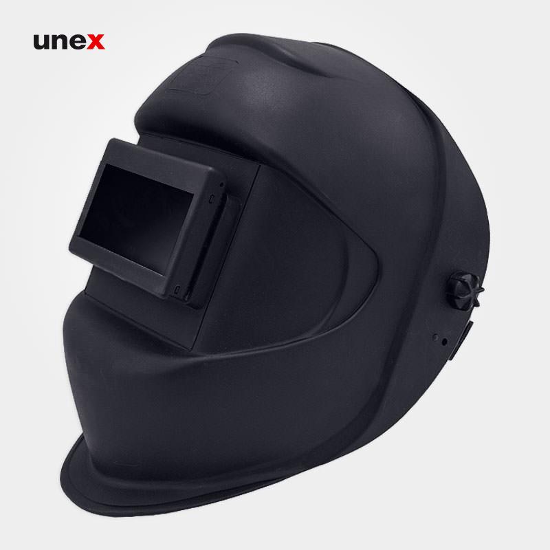 کلاه ماسک جوشکاری چهارصد و پنج – ۴۰۵ ، کلایمکس – CLIMAX ، کلاه ماسک جوشکاری ، رنگ مشکی