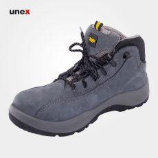 پوتین ایمنی تری مکس نیو – ۳MAX NEW ایمن پا ، کفش ایمنی ، رنگ طوسی
