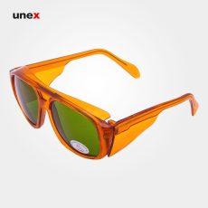 عینک ایمنی WIN HERMES مدل SE2130 G3 سبز