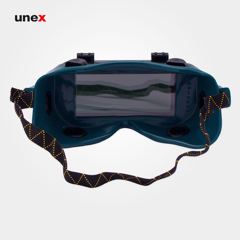 عینک برشکاری و جوشکاری ، اس ایی هزارو صدو چهل -SE1140 ، پن تایوان - PAN TAIWAN ، عینک جوشکاری ، رنگ سبز