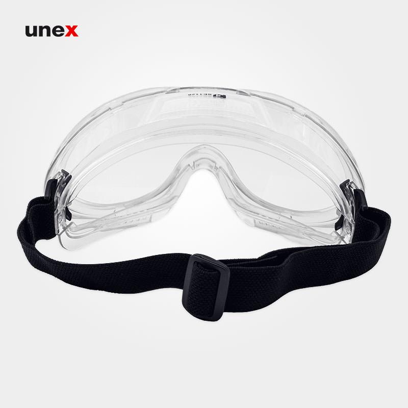 عینک طلقی ضد غبار و ضربه ، اس ایی هزارو صد و بیست و هشت - SE1128 ، پن تایوان - PAN TAIWAN ، عینک طلقی کشدار