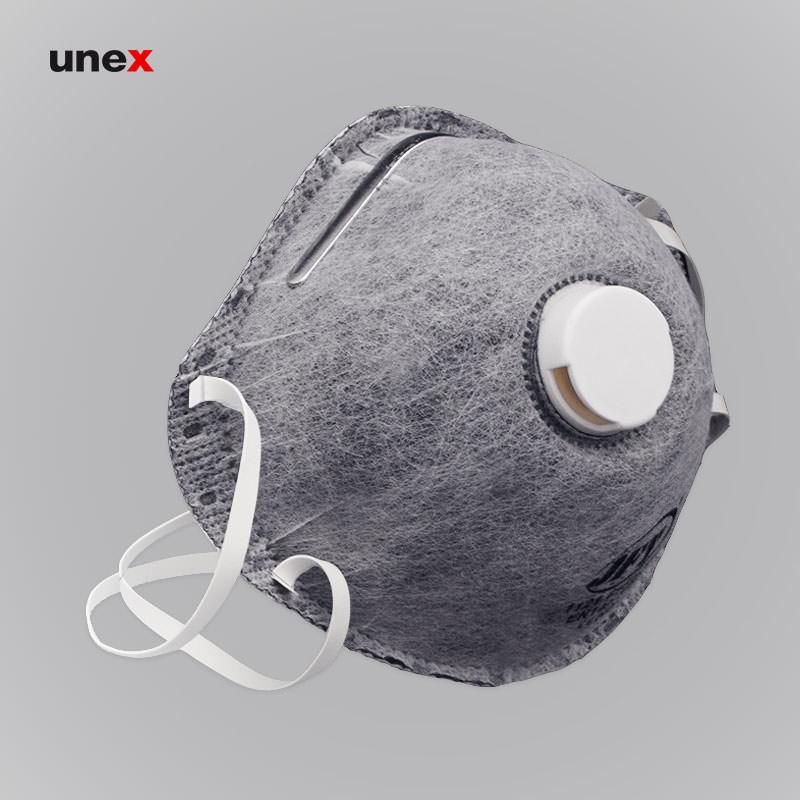 ماسک سوپاپ دار کربن دار، جی اف وای هزار و صد و بیست و یک – JFY 1121 ، جی اف وای – JFY ، ماسک های سوپاپ دار