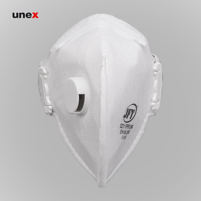 ماسک سوپاپ دار تخت ، سه هزار و دویست و سی و یک – JFY 3231 ، جی اف وای – JFY ، ماسک های سوپاپ دار