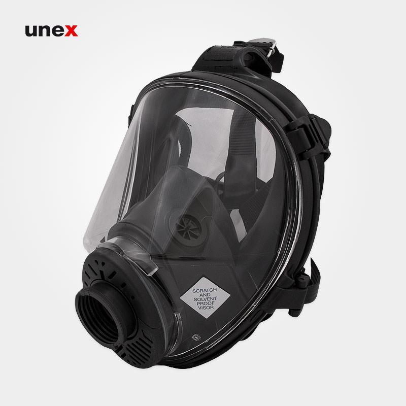 ماسک تمام صورت پلاستیکی ، تی آر دو هزارو دو – TR 2002 CL 3 ، اسپاسیانی – SPASCIANI ،ماسک ایمنی تمام صورت