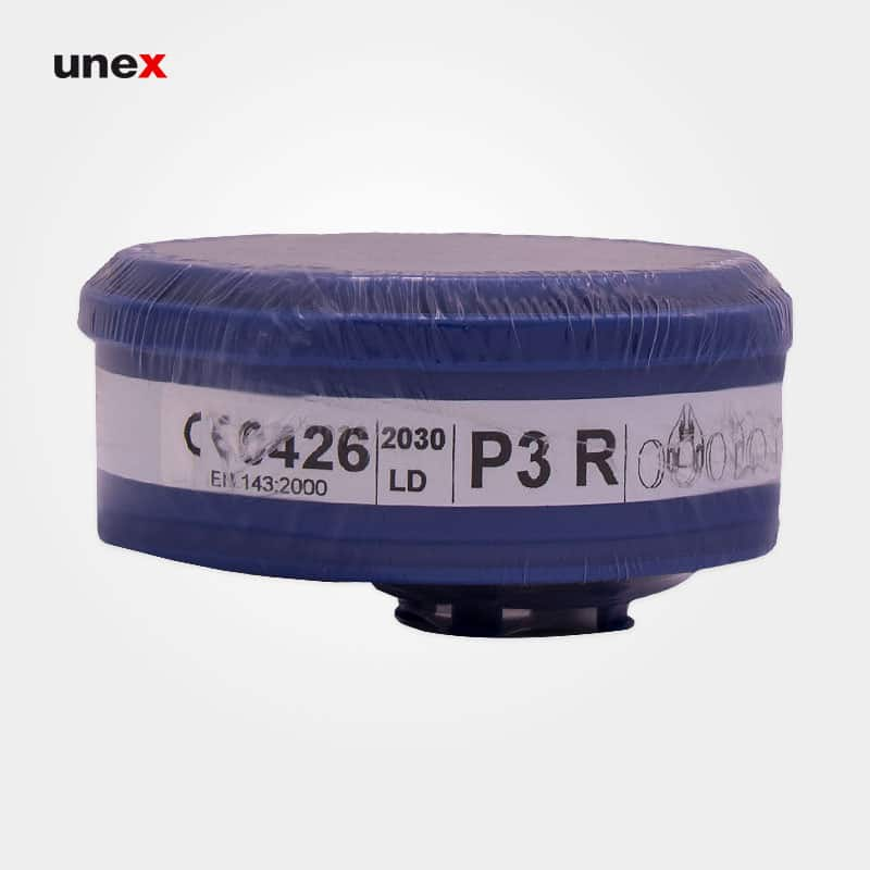 فیلتر ضد ذره و باکتری ، پی سه – P3 ، اسپاسیانی – SPASCIANI ، فیلترها ، رنگ آبی ، ساخت ایتالیا
