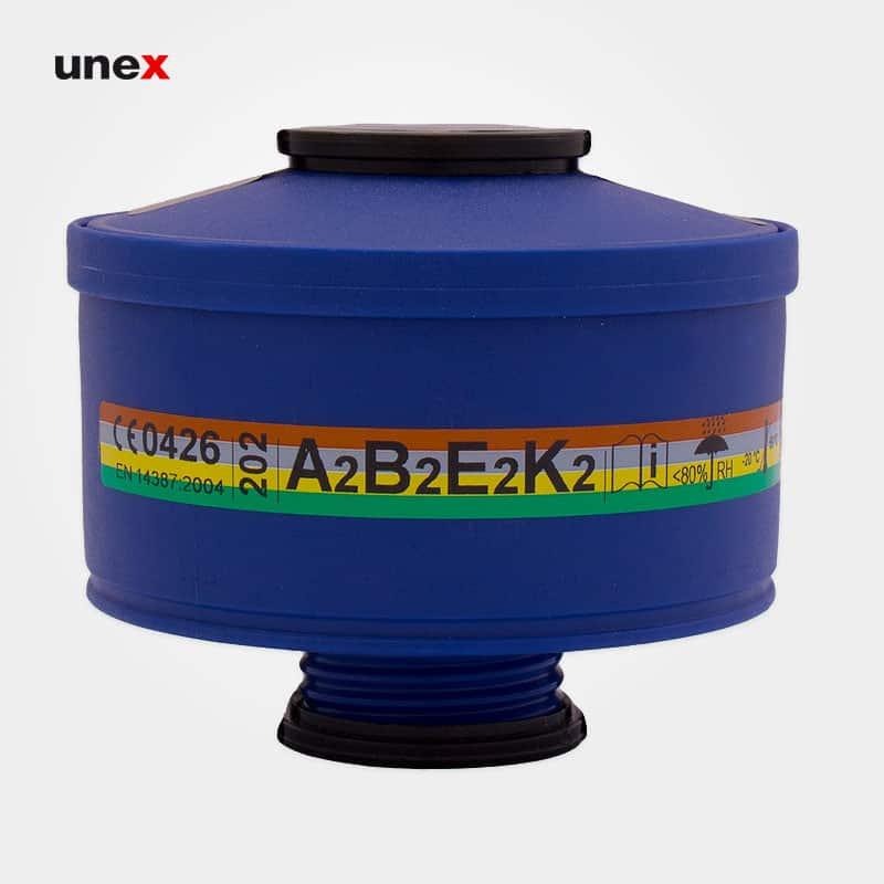 فیلتر شیمیایی ای دو بی دو ایی دو کی دو – A2B2E2K2 ، اسپاسیانی – SPASCIANI، فیلترها، رنگ آبی، ساخت ایتالیا