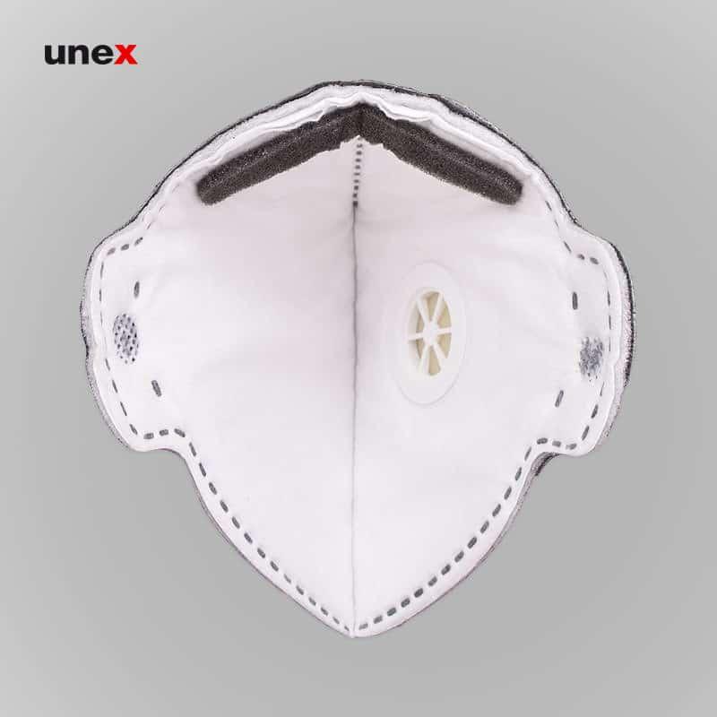 ماسک سوپاپ دار کربن دار تخت، سه هزار و صد و بیست و یک -JFY 3121 ، جی اف وای – JFY، ماسک های سوپاپ دار