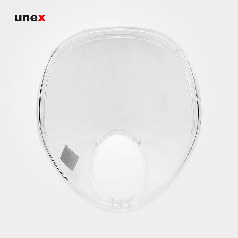 لنز یدکی ماسک تمام صورت، تی آر دو هزار و دو - TR2002، اسپاسیانی - SPASCIANI، رنگ سفید، ساخت ایتالیا