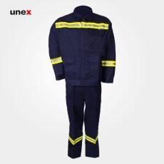 لباس یونکس ضد جرقه الکتریکی IST
