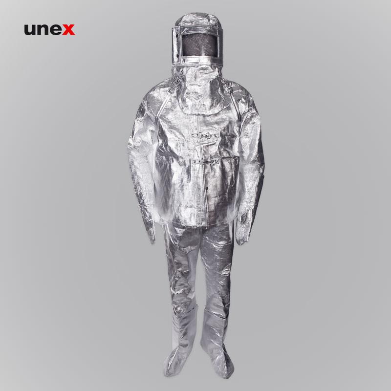 لباس نسوز آلومینیومی ریخته گری، ام کی اف بیست و سه – MKF 23 FFH2، چین MEIKANG، لباس آلومنیومی عبور از آتش